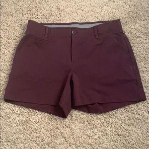 Under Armor Dress Shorts